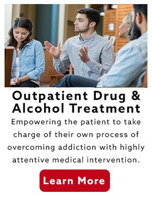 outpatient drug and alcohol treatment