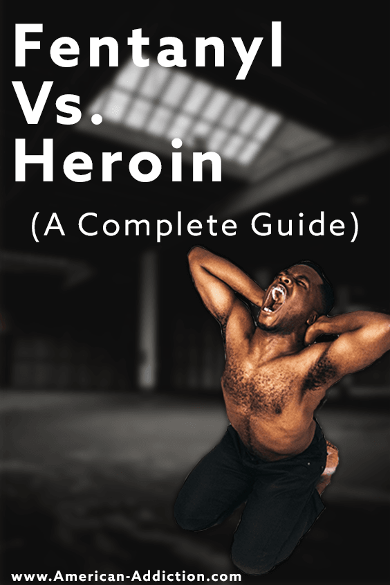 Heroin vs fentanyl