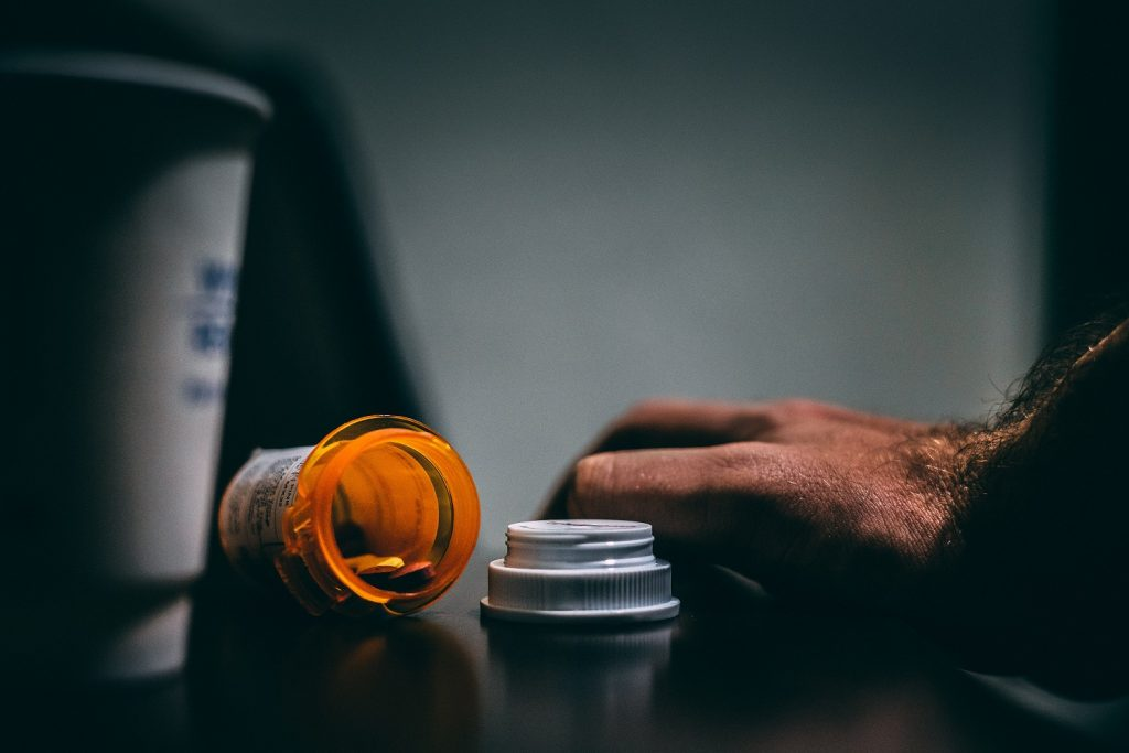 Man looking for stimulant addiction treatment in Orange County, CA