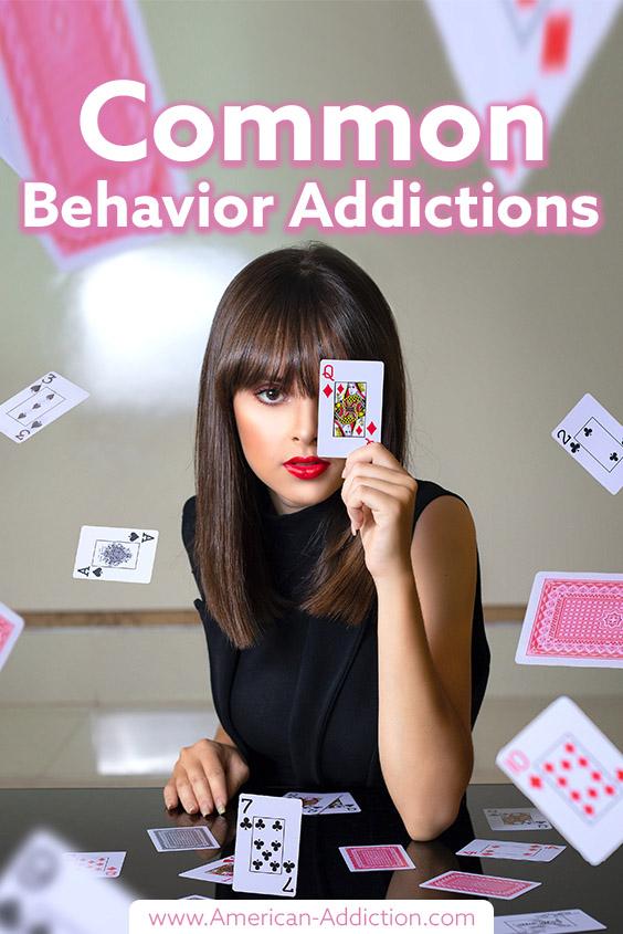 common behavioral addictions