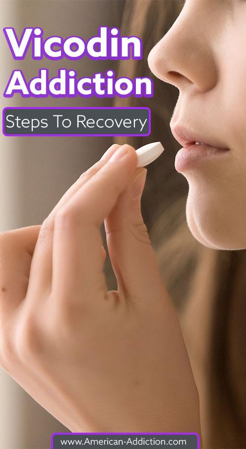 Vicodin addiction